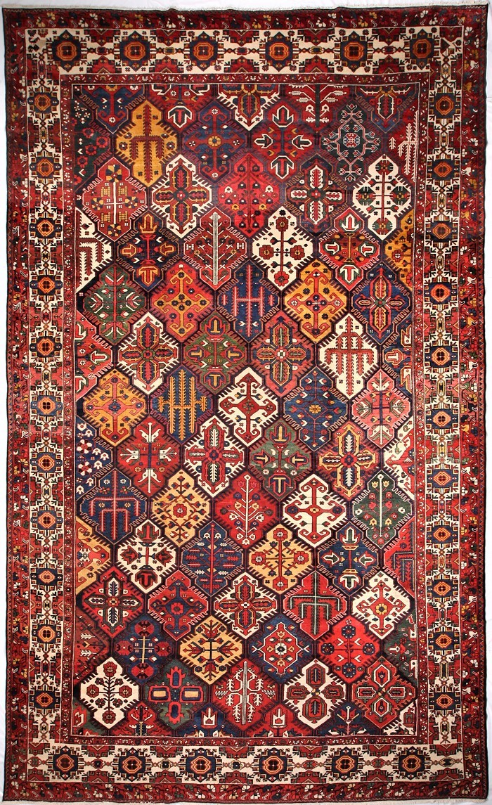 Antique Rugs - Vintage Traditional