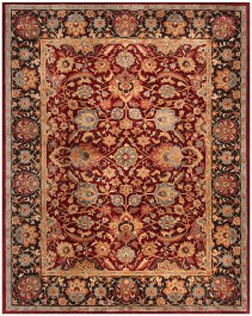Cyrus Artisan indian Herat Rug