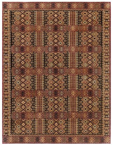 the Cyrus Artisan Pakistani Kilim Style rug