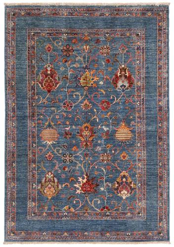 the Cyrus Artisan Afghani Sultanabad rug