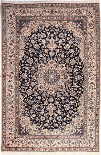 the Cyrus Artisan Persian Nain rug