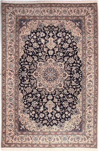 the Cyrus Artisan Persian Nain rug