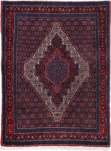 the Cyrus Artisan Persian Senneh rug