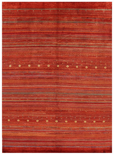 the Cyrus Artisan Pakistani Gabbeh rug