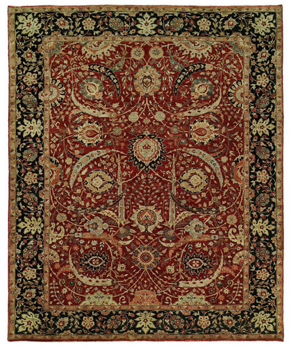 the HRI Antique Heriz rug antique Persian rugs
