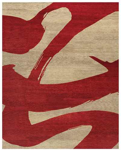 Lapchi Sutra Rug Nepal hand-knotted rugs