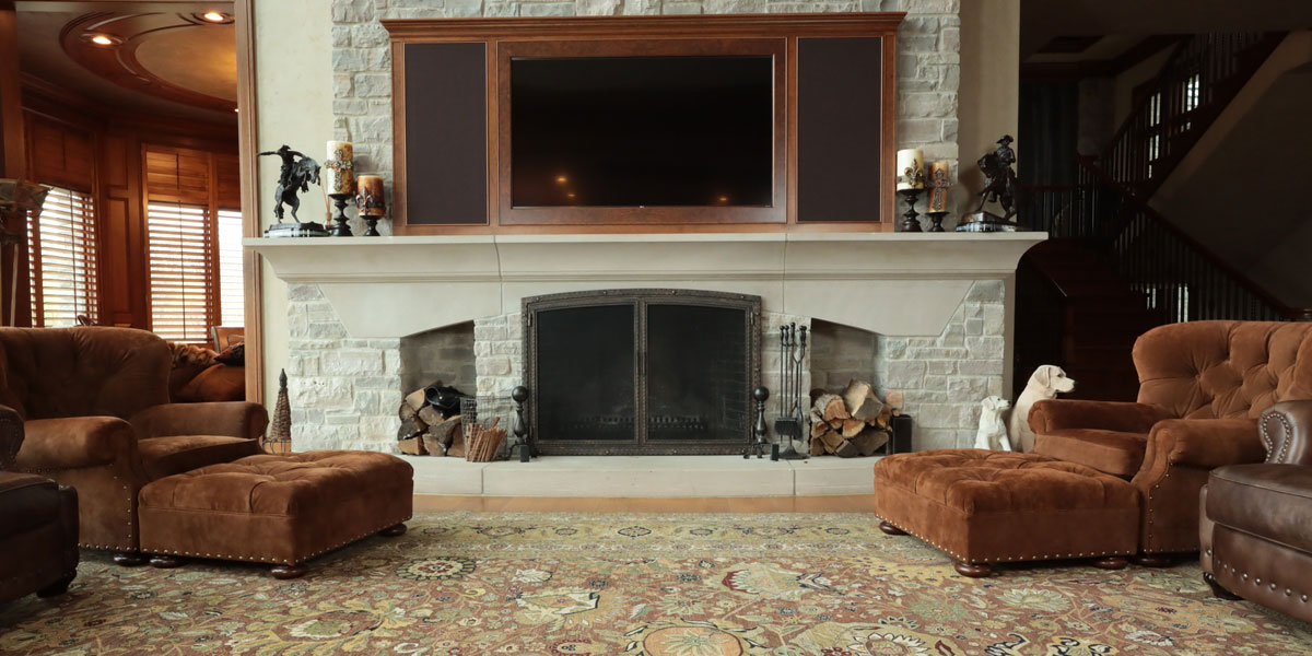 how to clean a persian rug living room