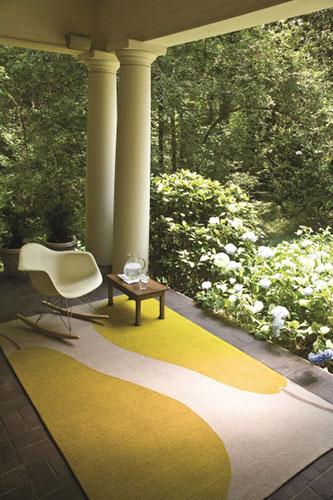 rug for patio outdoor decor