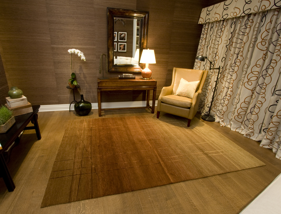 how to decorate hardwood floors with area rugs