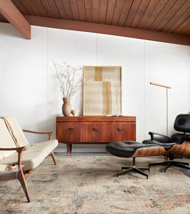 eames chair iconic mid-century modern furniture